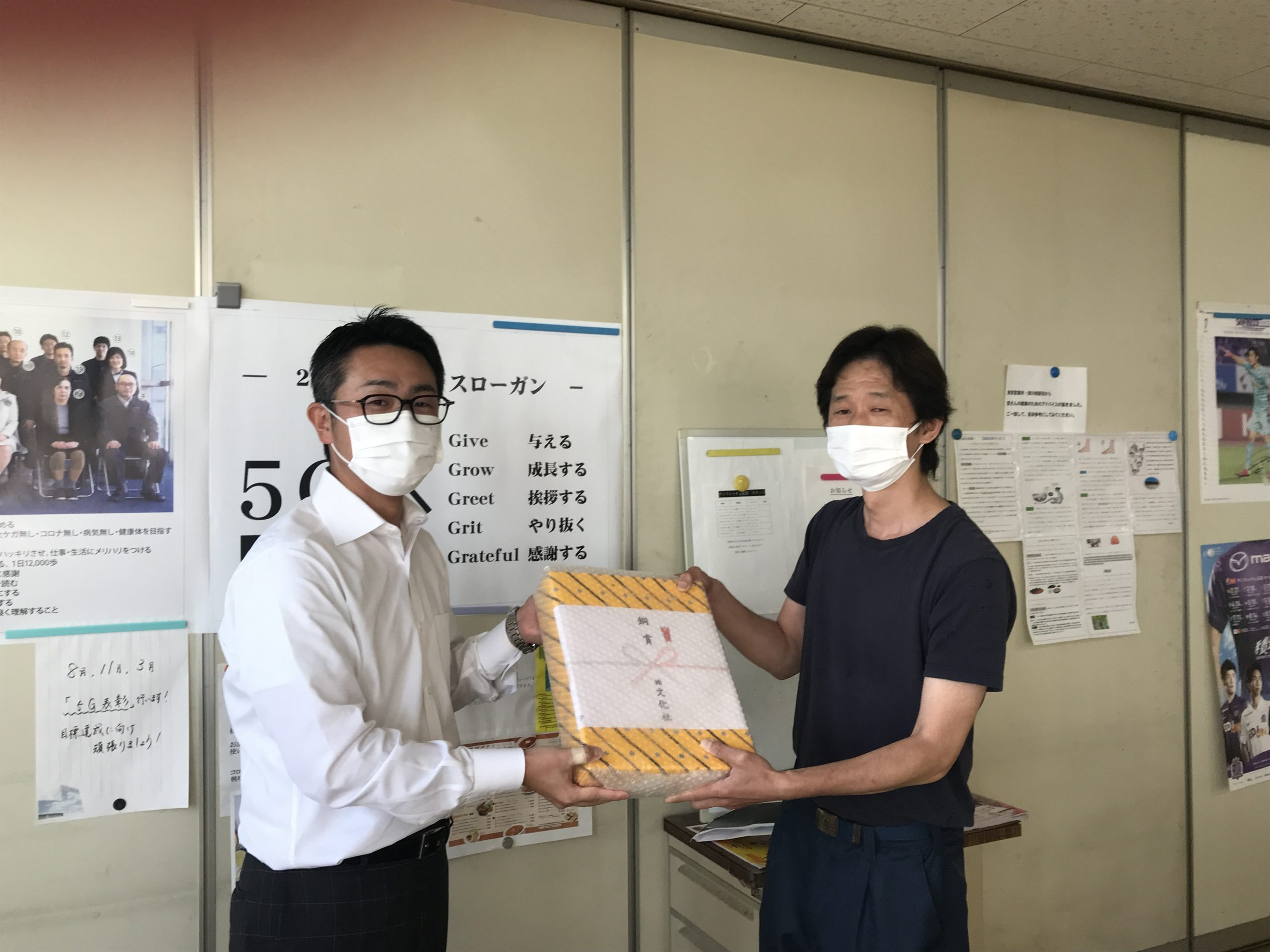 銅賞YKさん
